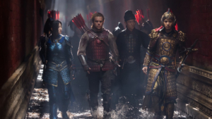 The Great Wall film review: Matt Damon versus monsters