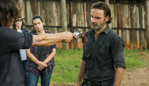 The Walking Dead Season 7 Episode 9 Review Meh Scifinow The World S Best Science Fiction Fantasy And Horror Magazine