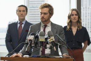 Marvel's Iron Fist: star Finn Jones talks Danny Rand and The Defenders