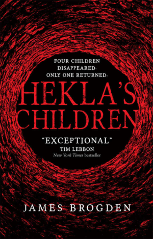 Hekla's Children by James Brogden book review