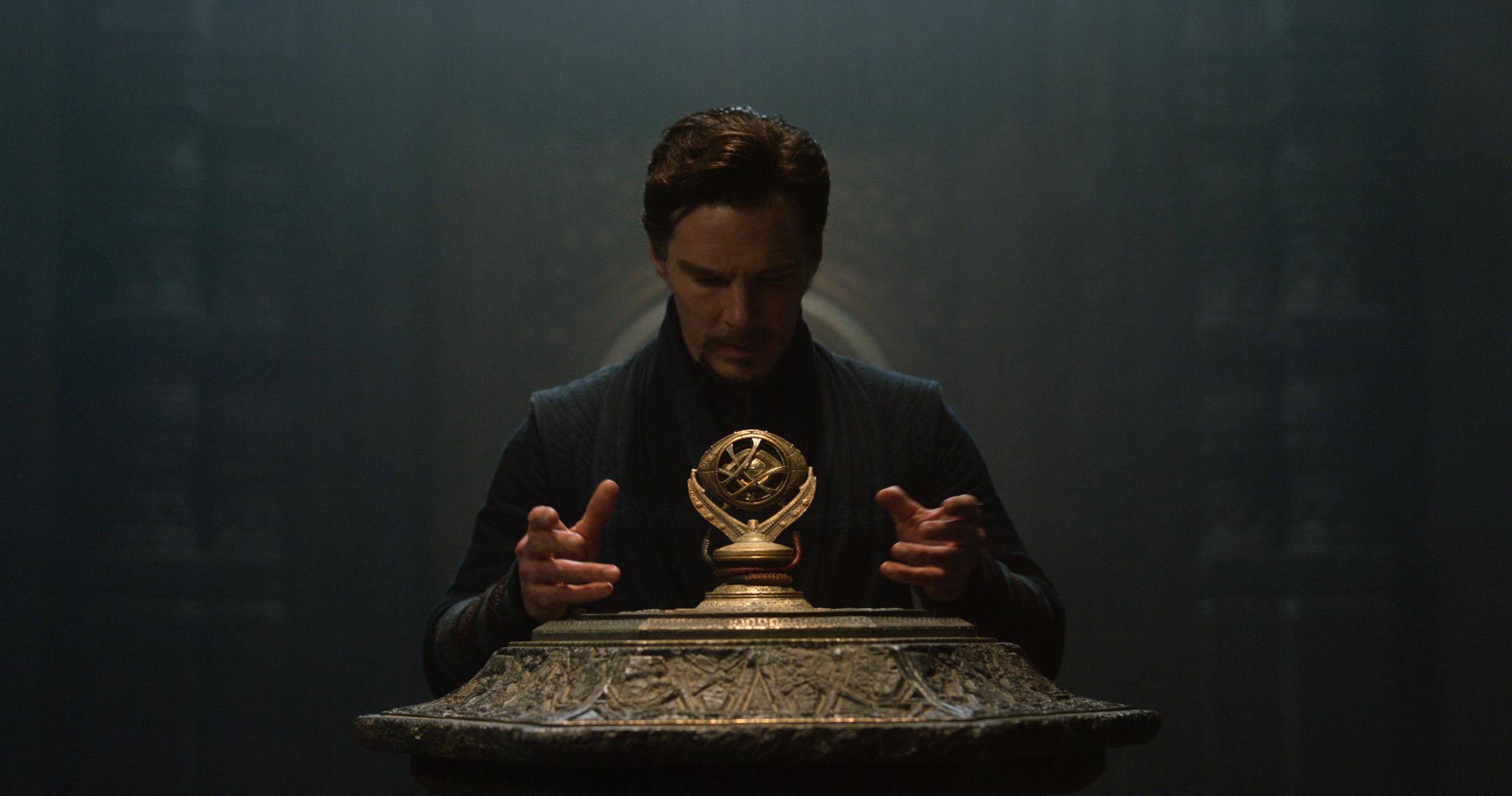 Doctor Strange director Scott Derrickson on why Strange was a ...