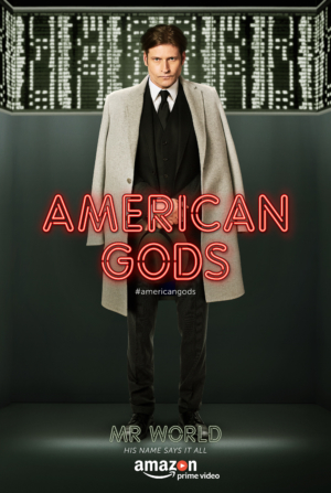 American Gods new character posters are spoiling us