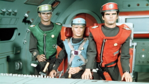 Captain Scarlet Big Finish stories coming for 50th anniversary