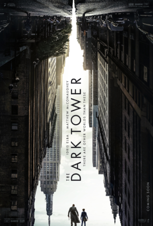 The Dark Tower poster will show you other worlds than these