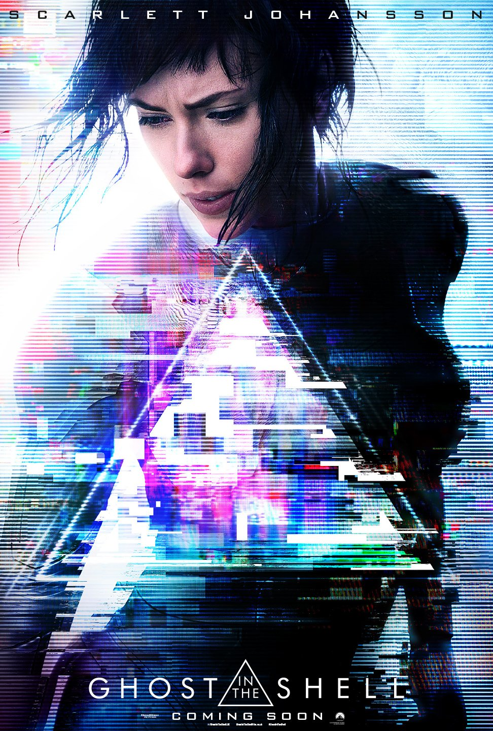 Ghost In The Shell film review: does the anime translate into live-action?