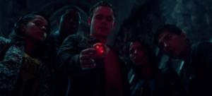 Power Rangers new clip: the Rangers meet Alpha 5