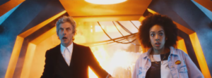 Doctor Who Series 10 trailer The Doctor and Bill are very busy