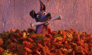 Coco new Pixar short Dante's Lunch is delightful
