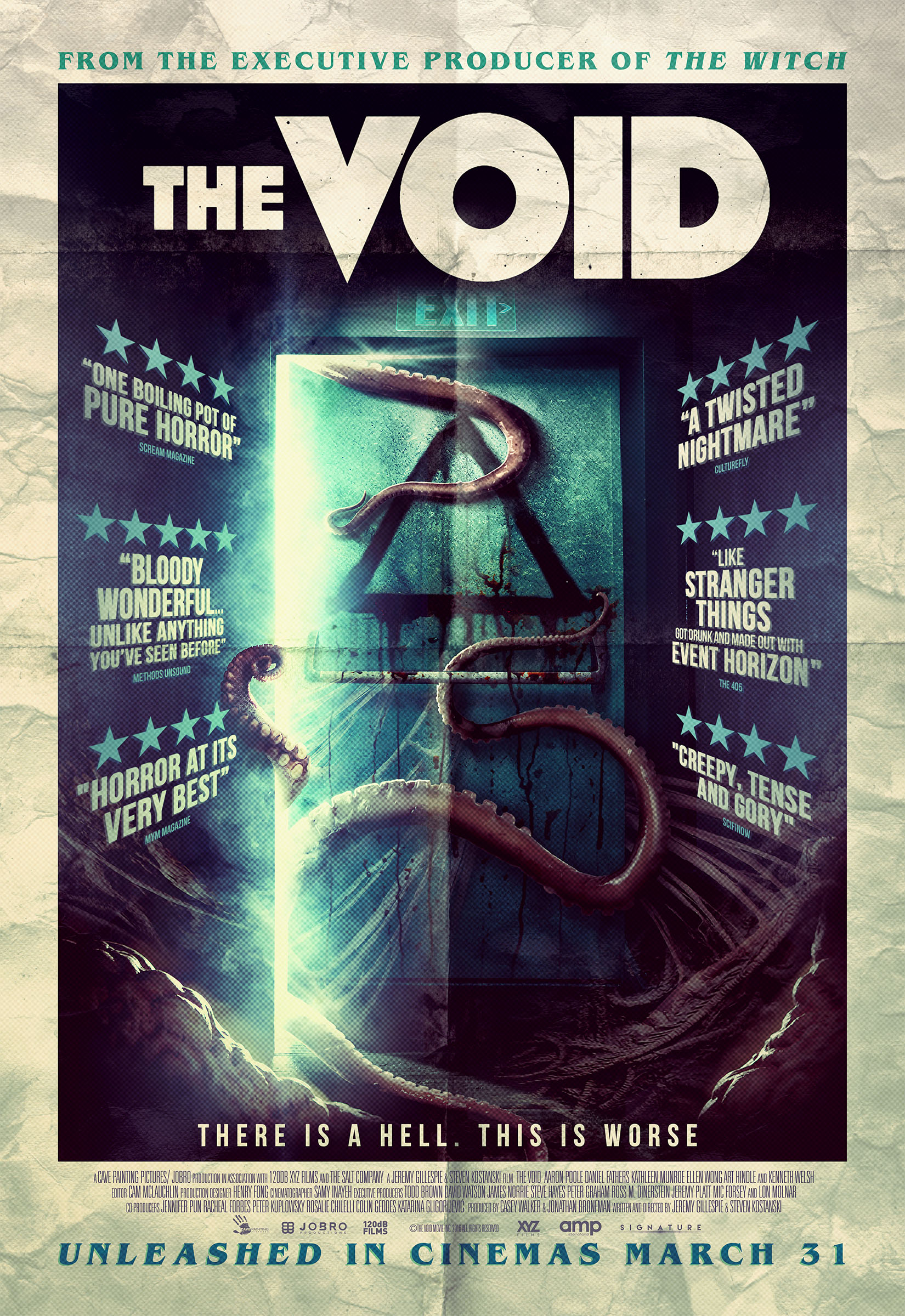The Void film review: monsters, madness and dread