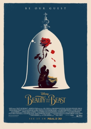 Beauty And The Beast new poster is easily the best one yet