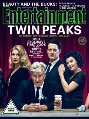 Twin Peaks revival first look at the returning cast is here