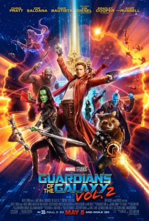 Guardians Of The Galaxy Vol 2 new trailer and poster are fully awesome