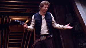 Han Solo anthology film will reveal Han's real name, WTF