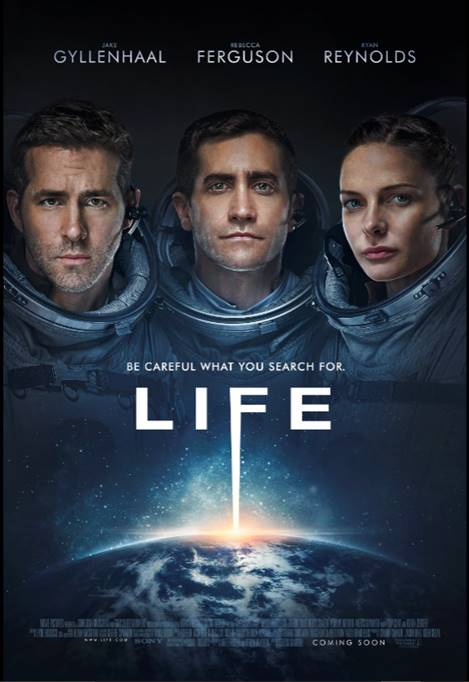 Life film review: Deadpool writers go horror in space