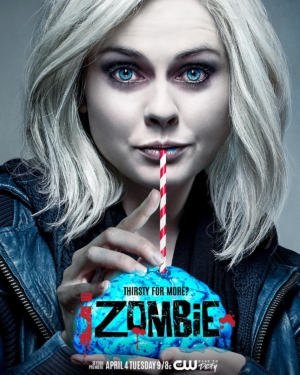 iZombie Season 3 new poster gets a brain freeze