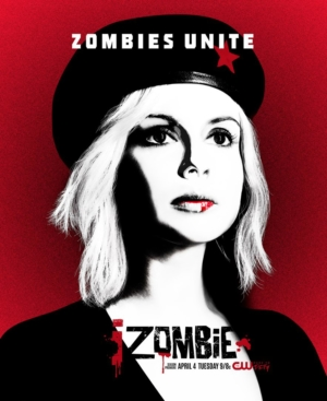 iZombie Season 3 new poster unites the undead