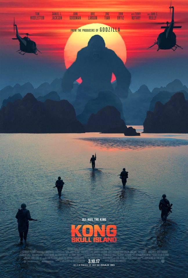 Kong: Skull Island film review: Is Kong still king?