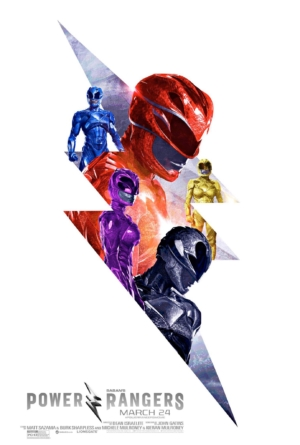 Power Rangers new posters are ready for anything