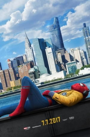 Spider-Man: Homecoming new posters are hanging out