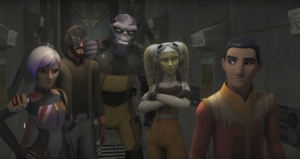 Star Wars Rebels Season 4 UK air date set for Autumn