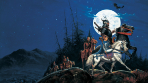 The Wheel Of Time TV series adaptation is up and running again
