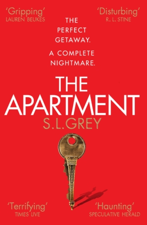 The Apartment by SL Grey book review
