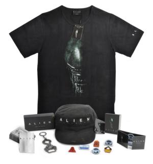 Competition! Win a bundle of Alien: Covenant merchandise
