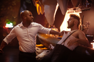 """It feels more transgressive and important now"" Neil Gaiman talks American Gods"