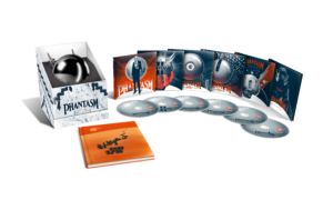 Win Phantasm 1-5 limited edition collection Blu-ray boxset with our competition!