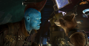 Guardians Of The Galaxy Vol. 2: Michael Rooker on Yondu, Merle & James Gunn
