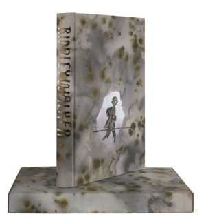 The Folio Society: Russell Hoban's Riddley Walker illustrated by Quentin Blake