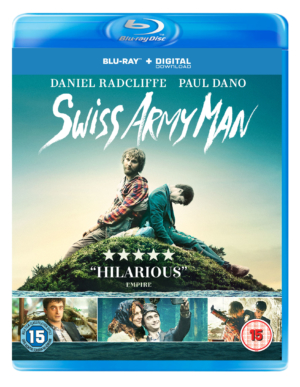 Win Swiss Army Man on Blu-ray with our competition!