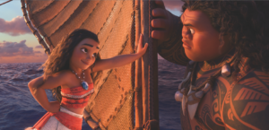 "Moana directors talk about making their ""love letter to the islands"""