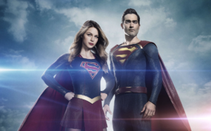 Supergirl Season 2 welcomes back Tyler Hoechlin as Superman