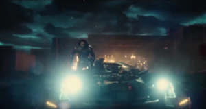 Justice League international trailer is pretty much the same as the other one