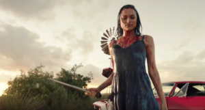 Blood Drive red band trailer for Syfy's grindhouse anthology TV show