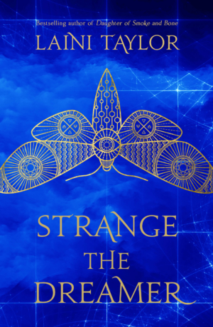 Strange The Dreamer by Laini Taylor book review