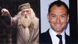 Fantastic Beasts 2 casts Jude Law as young Albus Dumbledore