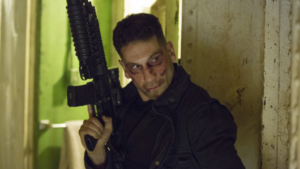 The Punisher TV series gains composer, loses Rosario Dawson