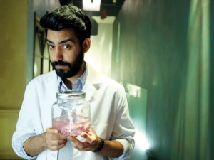 iZombie Season 3: actor Rahul Kohli talks Ravi's headspace and more