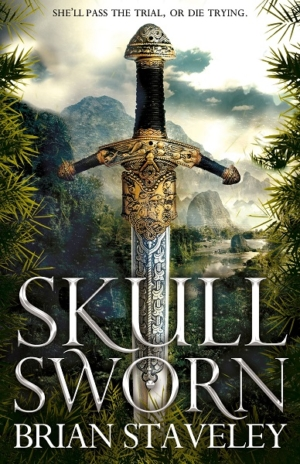 Skullsworn author Brian Staveley on sex in fantasy and getting it right