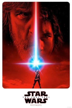 Star Wars: The Last Jedi new poster is gorgeous