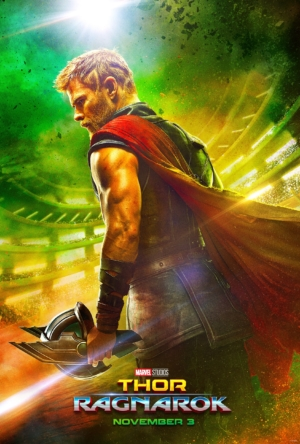 Thor: Ragnarok first poster goes for the booty shot