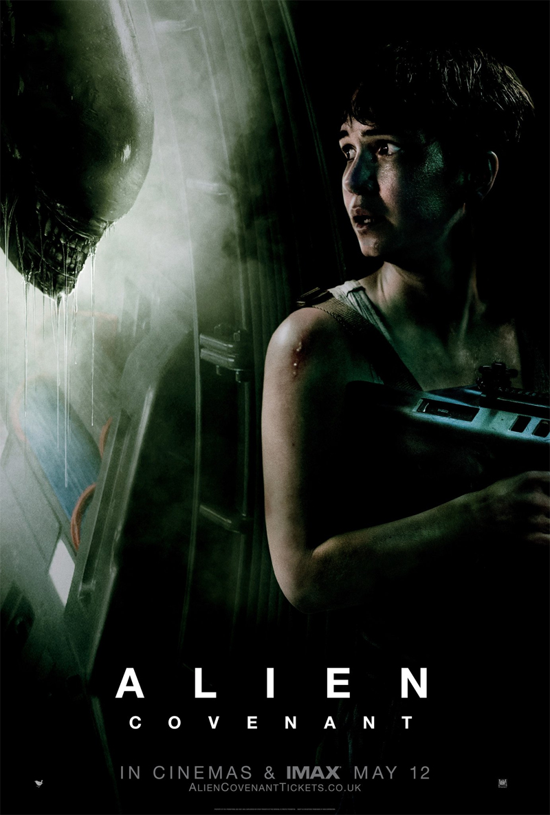 Alien: Covenant film review – Gods and monsters