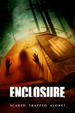 Win horror movie Enclosure and a Ghost Hunt Night for 2!