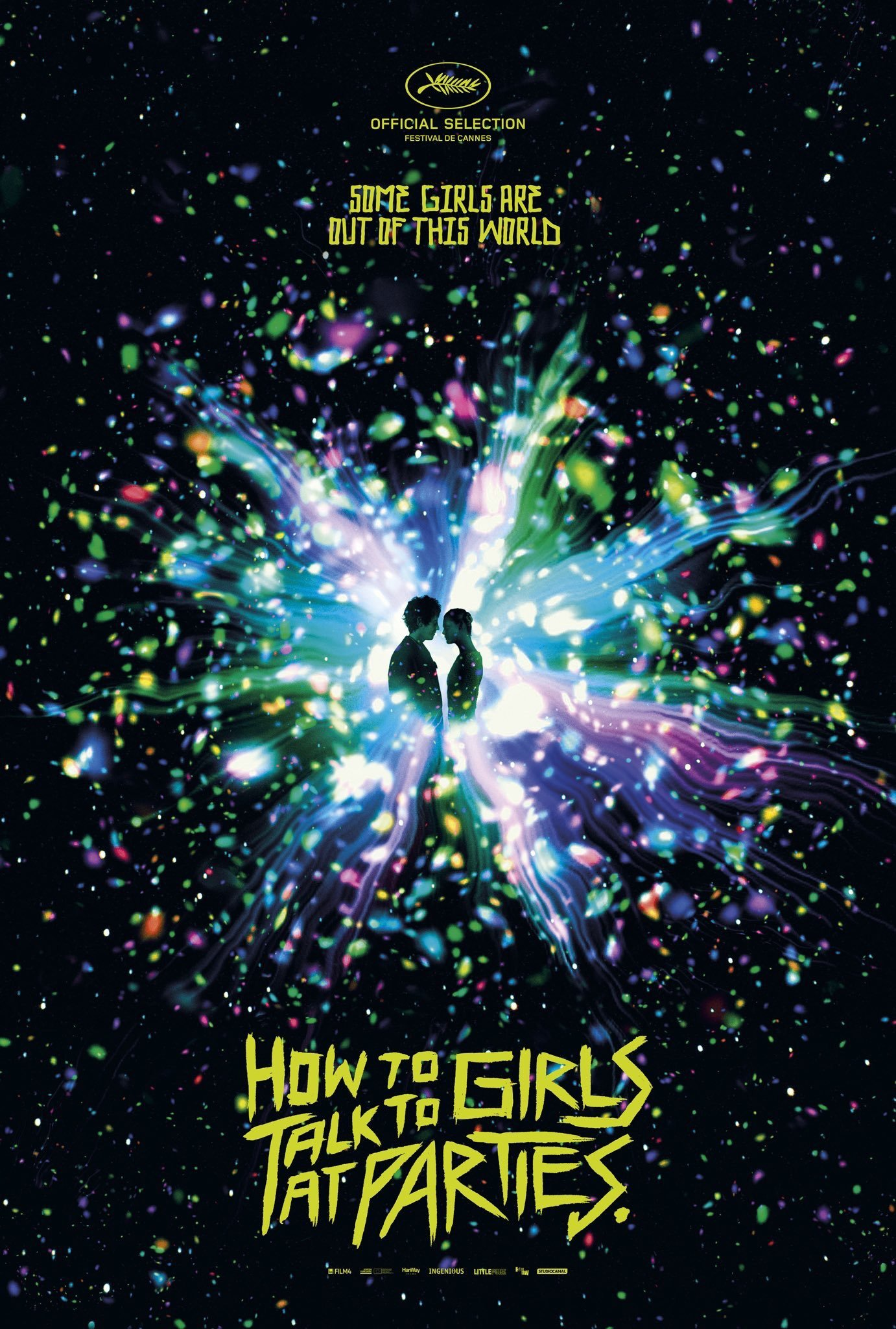 How To Talk To Girls At Parties film review Cannes 2017: alien punk musical