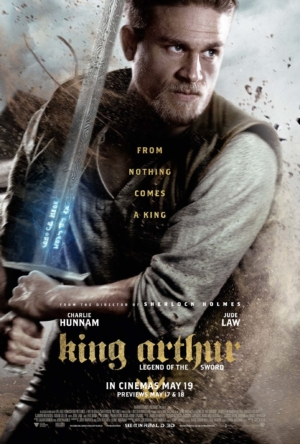 Win tickets to the 'King Arthur: Legend Of The Sword' premiere!