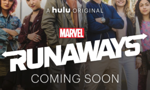 Marvel's Runaways TV series gets a cute new cast photo