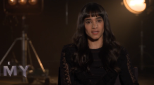 The Mummy: star Sofia Boutella introduces an exclusive new trailer