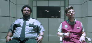 Ghosted trailer Adam Scott and Craig Robinson investigate the paranormal